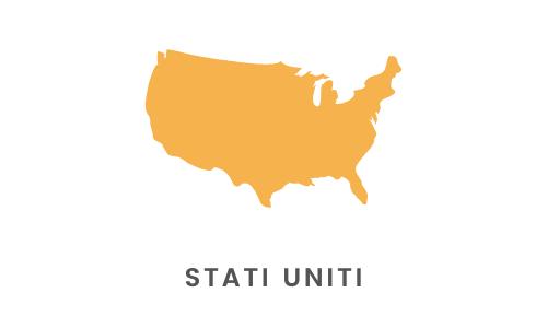 spedire da biella negli stati uniti